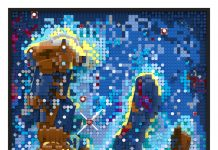 LEGO-Hubble-Pillars-of-Creation