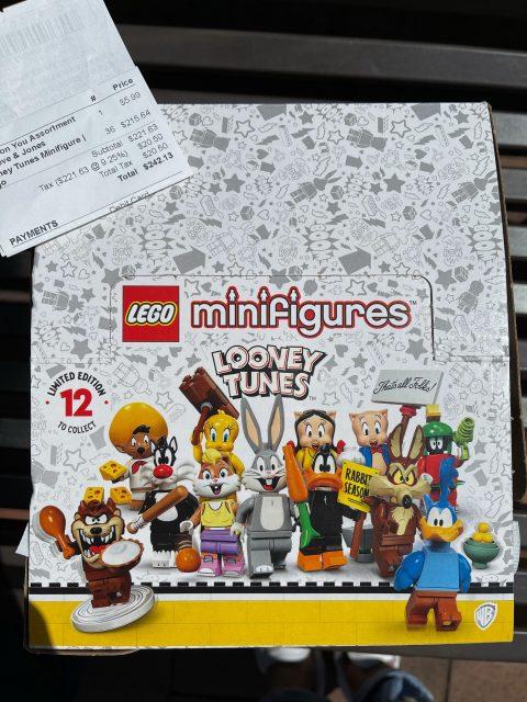 LEGO-Looney-Tunes-Collectible-Minifigures
