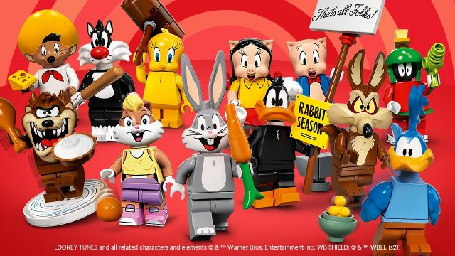 LEGO-Looney-Tunes-Collectible-Minifigures-Reveal