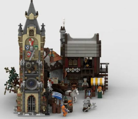 the medieval marketplace