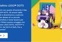 Cubo Portafoto LEGO DOTS (30557)