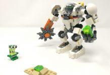 LEGO Creator 31115 - Mech per estrazioni spaziali