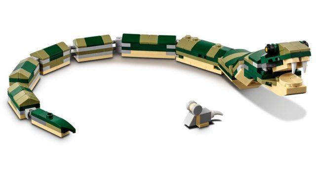 LEGO-Creator-Crocodile-31121