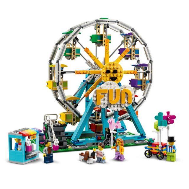 LEGO-Creator-Ferris-Wheel-31119
