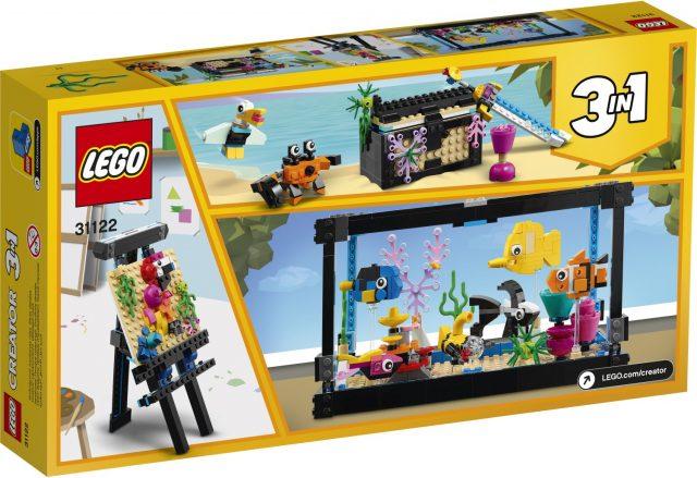 LEGO-Creator-Fish-Tank-31122