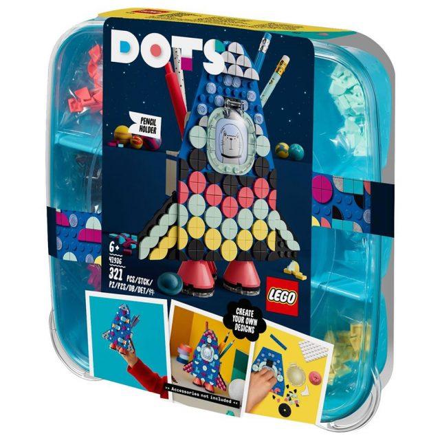 LEGO-DOTS-Pencil-Holder-41936