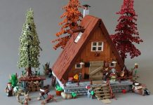 LEGO-Ideas-A-frame-Cabin-featured