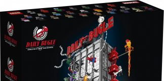 LEGO Marvel Super Heroes Daily Bugle (76178)