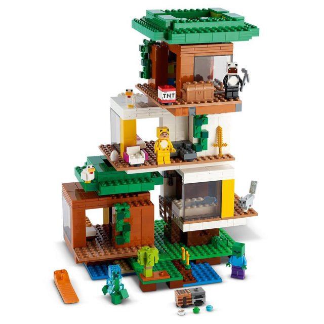 LEGO-Minecraft-The-Modern-Treehouse-21174