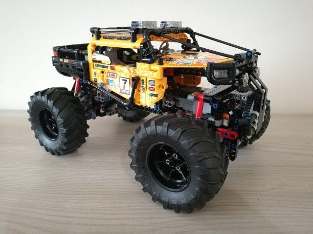 LEGO Technic 42099 - Fuoristrada X-treme 4x4