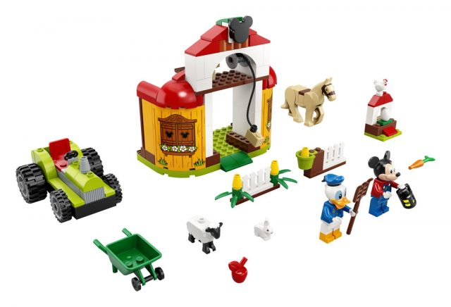Mickey-Mouse-Donald-Ducks-Farm-10775-New