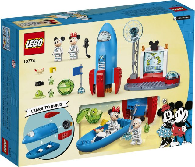 Mickey-Mouse-Minnie-Mouses-Space-Rocket-10774-New