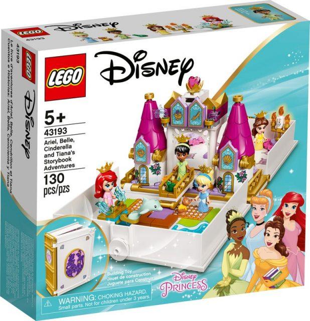 Ariel-Belle-Cinderella-and-Tianas-Storybook-Adventure-43193