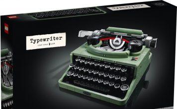 LEGO-Ideas-Typewriter-21327