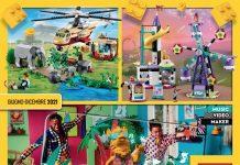 Catalogo LEGO 2021 Giugno Dicembre