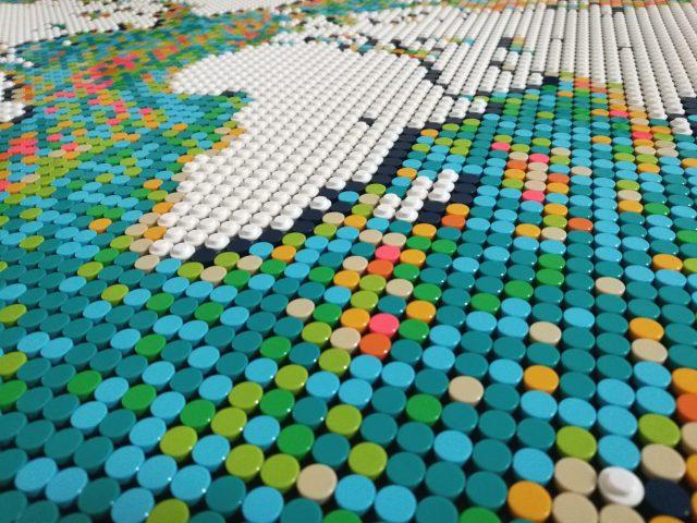 LEGO Art 31203 - Mappa del mondo