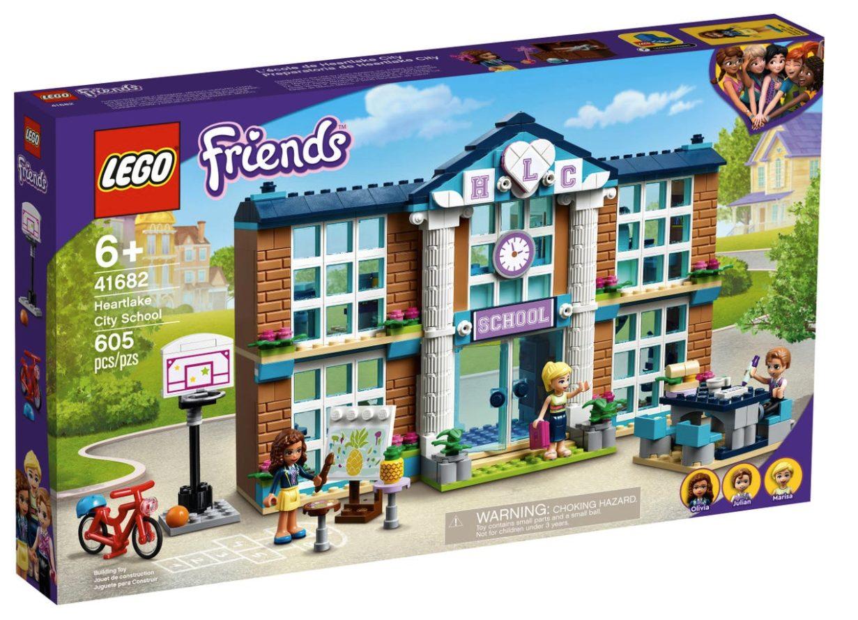 LEGO Friends 41682 - Scuola di Heartlake City