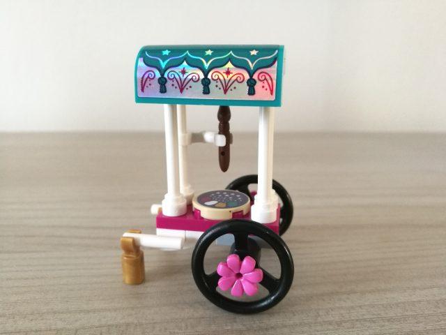LEGO Friends 41687 - Gli Stand del luna park magico