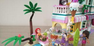 LEGO Friends 41693 - Paradiso del surfer