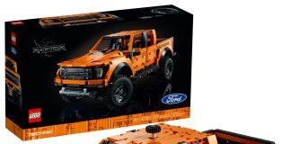LEGO-Technic-Ford-Raptor-F-150-42126