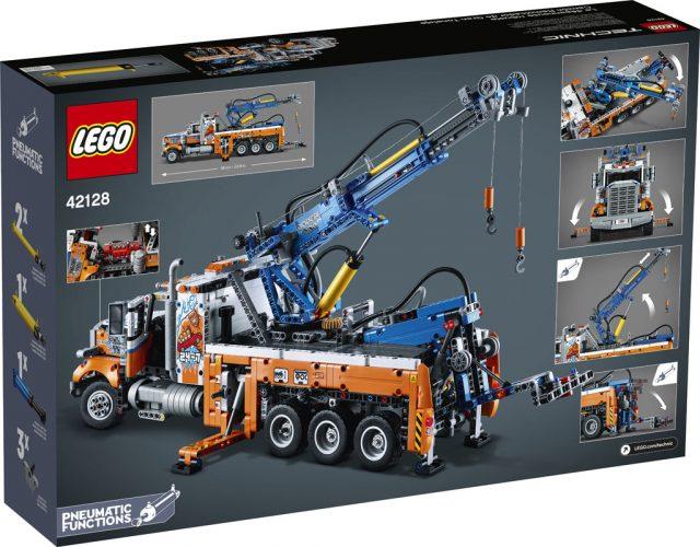 LEGO-Technic-Heavy-duty-Tow-Truck-42128