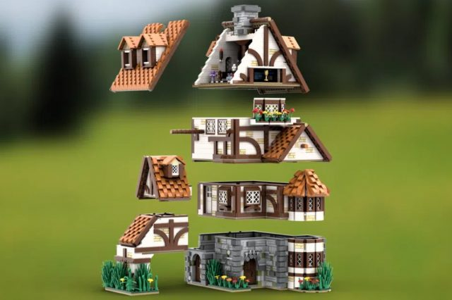 Traditional German Cottage