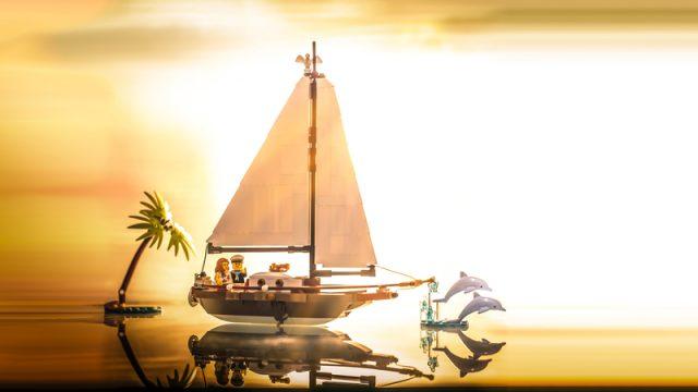 Barca a vela 40487