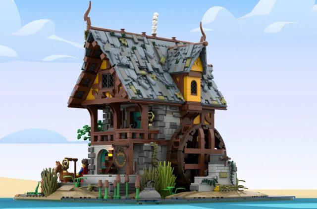 John's Medieval Watermill