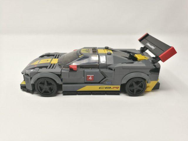 LEGO Speed Champions 76903 - Chevrolet Corvette C8.R e 1968 Chevrolet Corvette