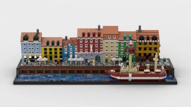 The Nyhavn – Copenhagen, Denmark