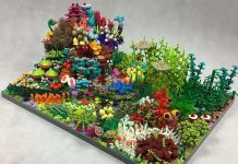 Great coral reef