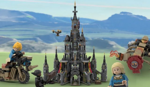 Hyrule Castle 30th Anniversary