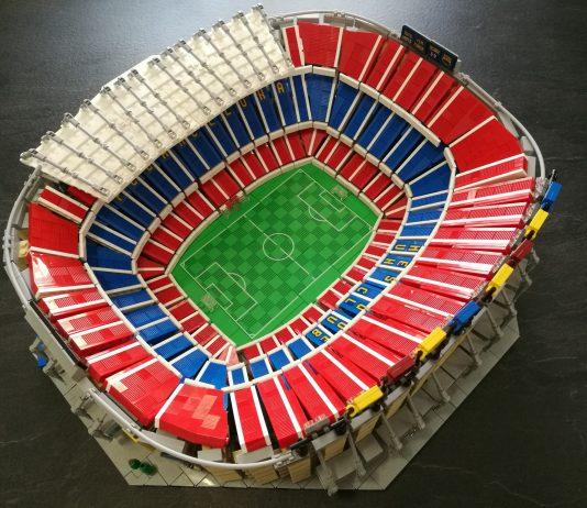 LEGO Creator Camp Nou - FC Barcelona (10284)
