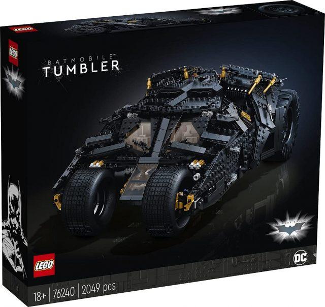 LEGO DC Batmobile Tumbler (76240)