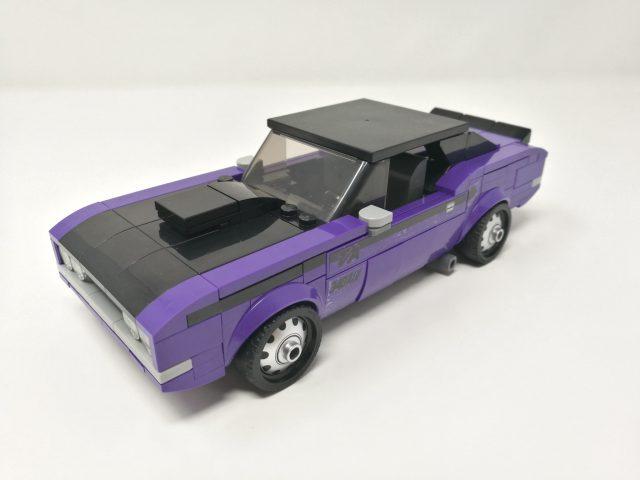 Mopar Dodge//SRT Top Fuel Dragster e 1970 Dodge Challenger T/A (76904)