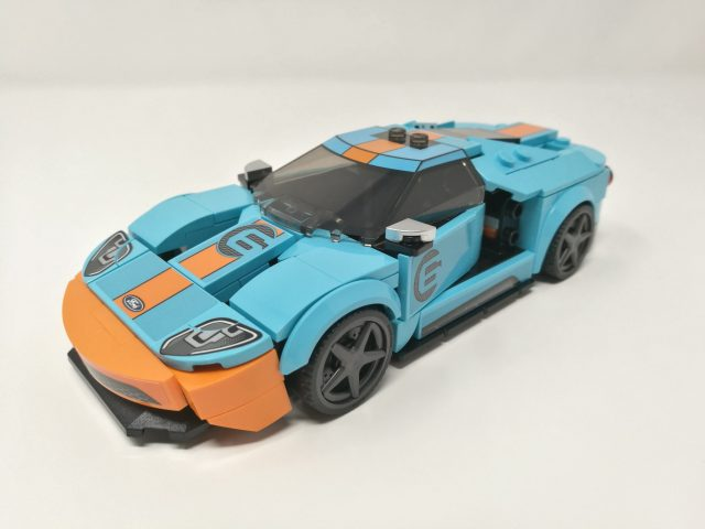 LEGO Speed Champions 76905 - Ford GT Heritage Edition e Bronco R