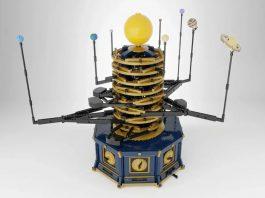 Clockwork Solar System