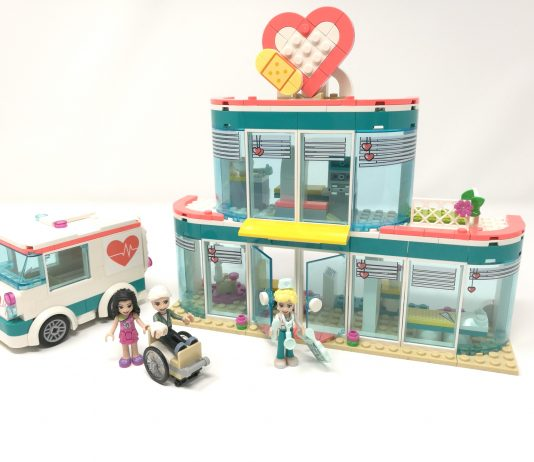 LEGO Friends 41394 - L'ospedale di Heartlake City