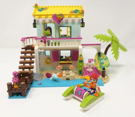 Casa sulla spiaggia (41428)