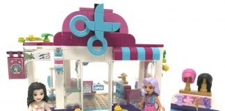 LEGO Friends 41391 - Il salone di bellezza di Heartlake City