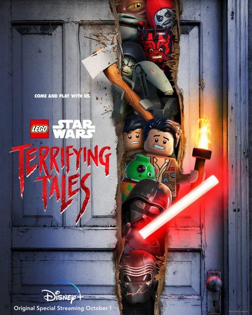 Star Wars Terrifying Tales